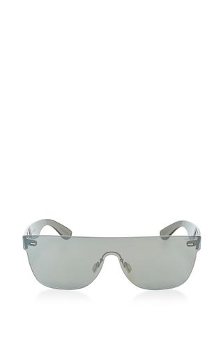 Medium super by retrosuperfuture silver tuttolente flat top sunglasses