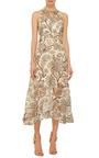 Adorn Halter Dress by ZIMMERMANN Now Available on Moda Operandi