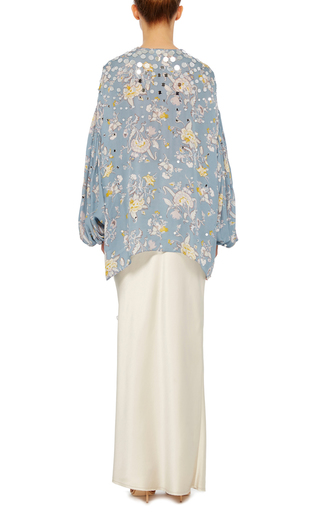Adorn Embellished Blouse by ZIMMERMANN Now Available on Moda Operandi