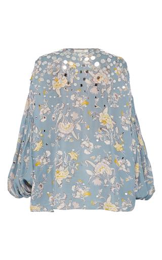 Medium zimmermann floral adorn embellished blouse