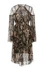 Lavish Braid Midi Dress by ZIMMERMANN Now Available on Moda Operandi