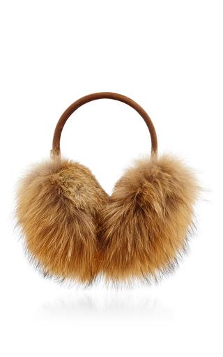 Medium bogner brown feli ear muffs