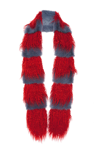 Medium shrimps red marnie scarf
