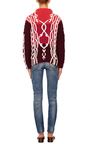 The Knotty Marine Sweater by SPENCER VLADIMIR Now Available on Moda Operandi