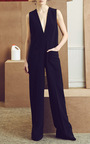 Tailored Jumpsuit by PROTAGONIST Now Available on Moda Operandi