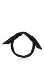 Black Fork Headband by YUNOTME Now Available on Moda Operandi