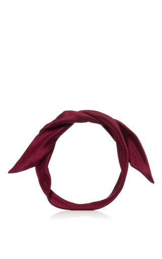 Medium yunotme red red fork headband