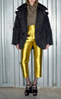Silk Vicious Classic Trousers  by ISA ARFEN Now Available on Moda Operandi