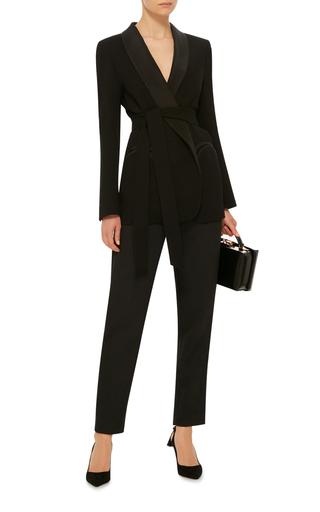 Shawl Collar Smoking Jacket by BLAZé MILANO Now Available on Moda Operandi