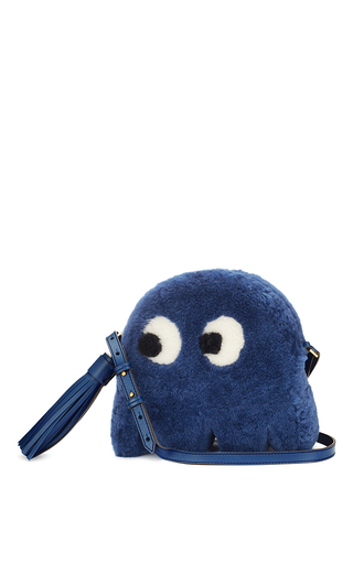 Medium anya hindmarch blue ghost crossbody