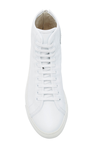 Tournament High Sneakers by COMMON PROJECTS Now Available on Moda Operandi