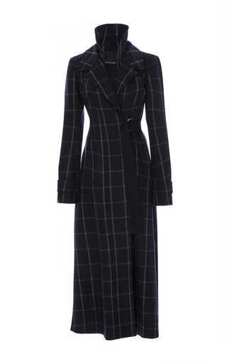 Medium marissa webb plaid feria plaid teresa wool coat