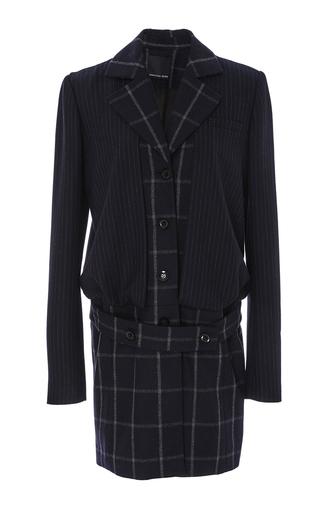 Medium marissa webb plaid max plaid teresa wool jacket