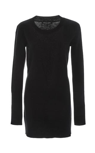 Medium marissa webb black royce hayden wool sweater