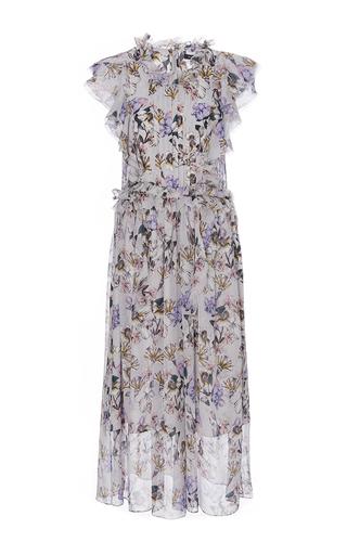 Medium marissa webb floral florence floral georgette dress