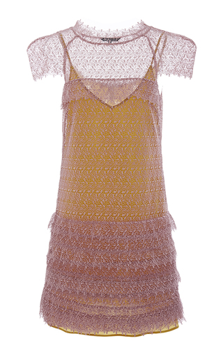 Medium marissa webb light pink austin lace combo dress