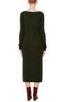Button Midi Dress by TIBI Now Available on Moda Operandi
