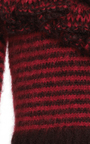 Superkid Mohair One Shoulder Ruffled Sweater by PHILOSOPHY DI LORENZO SERAFINI Now Available on Moda Operandi