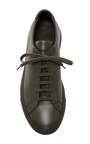 Achilles Lace Up Sneakers by COMMON PROJECTS Now Available on Moda Operandi