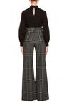 Heidi High Waisted Wide Leg Pant by VILSHENKO Now Available on Moda Operandi