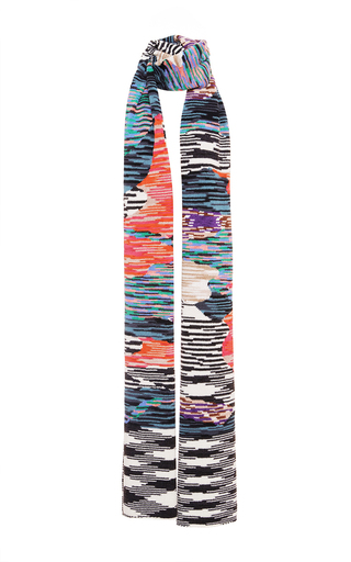 Medium missoni multi multicolored scarf
