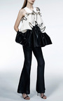 Ritual Flared Pants by MATICEVSKI Now Available on Moda Operandi