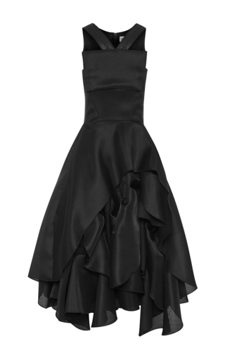 Medium maticevski black warrior dress