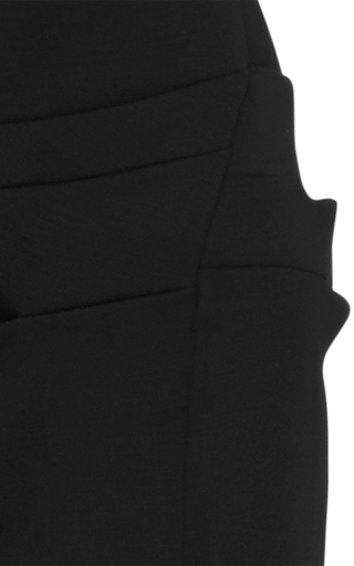 Succession Longline Skirt by MATICEVSKI Now Available on Moda Operandi