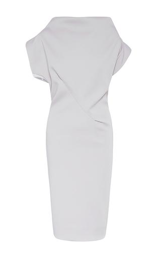 Medium maticevski light grey nero cocktail dress