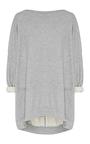 League Oversized Sweater by MATICEVSKI Now Available on Moda Operandi