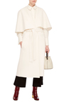 Wool Cape Vest by ROSETTA GETTY Now Available on Moda Operandi