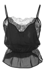 Lace Cami by FLEUR DU MAL Now Available on Moda Operandi