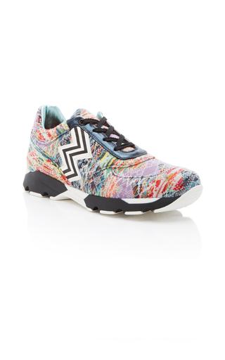 Medium missoni multi printed sneakers