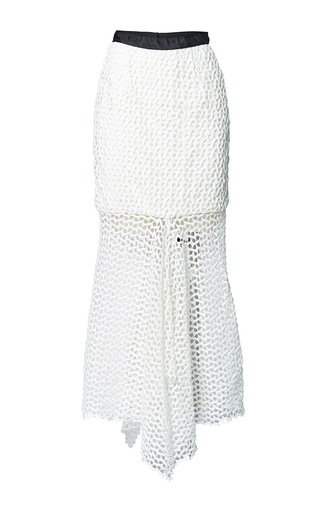 Medium romance was born white incarnation lace skirt