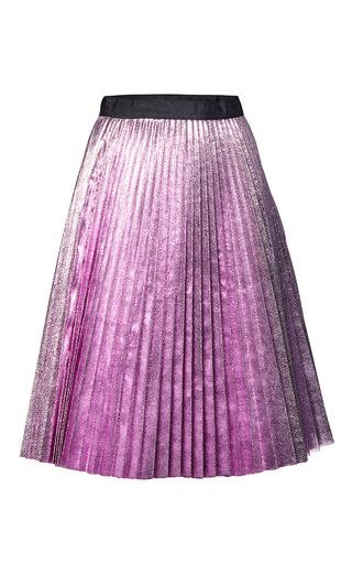 Medium romance was born pink pink pleat skirt