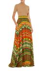 Desiderare Geometric Skirt by STELLA JEAN Now Available on Moda Operandi
