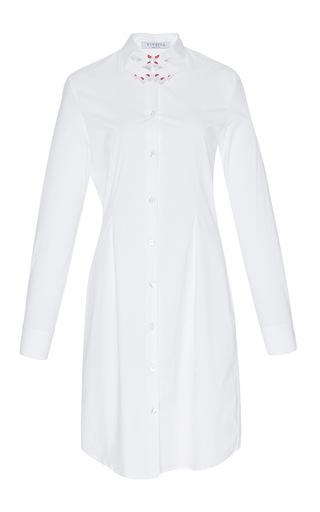 Medium vivetta white raano shirt dress