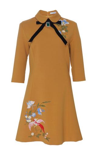 Medium vivetta tan pino mini dress