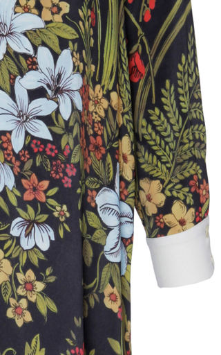 Ciclamino Midi Dress by VIVETTA Now Available on Moda Operandi