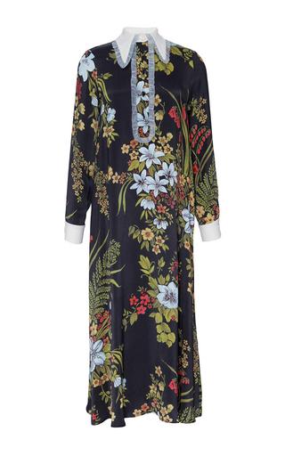 Medium vivetta floral ciclamino midi dress