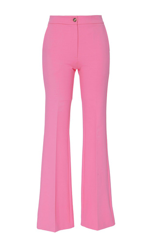Medium vivetta pink pink guinto flared pants