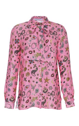Medium vivetta pink cocco shirt