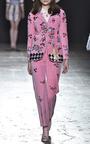 Light Pink Olmo Shirt by VIVETTA Now Available on Moda Operandi
