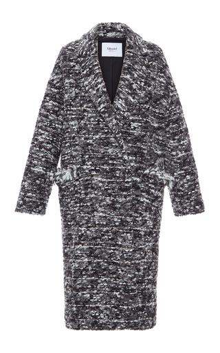 Medium blugirl black single breasted coat  3