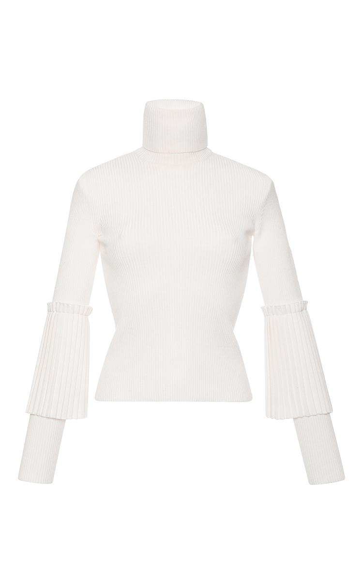 Cropped Turtleneck Sweater By Salvatore Ferragamo Moda Operandi