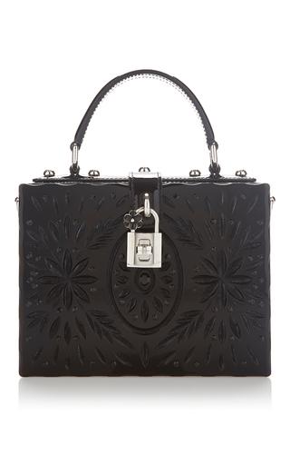 Medium dolce gabbana black box bag