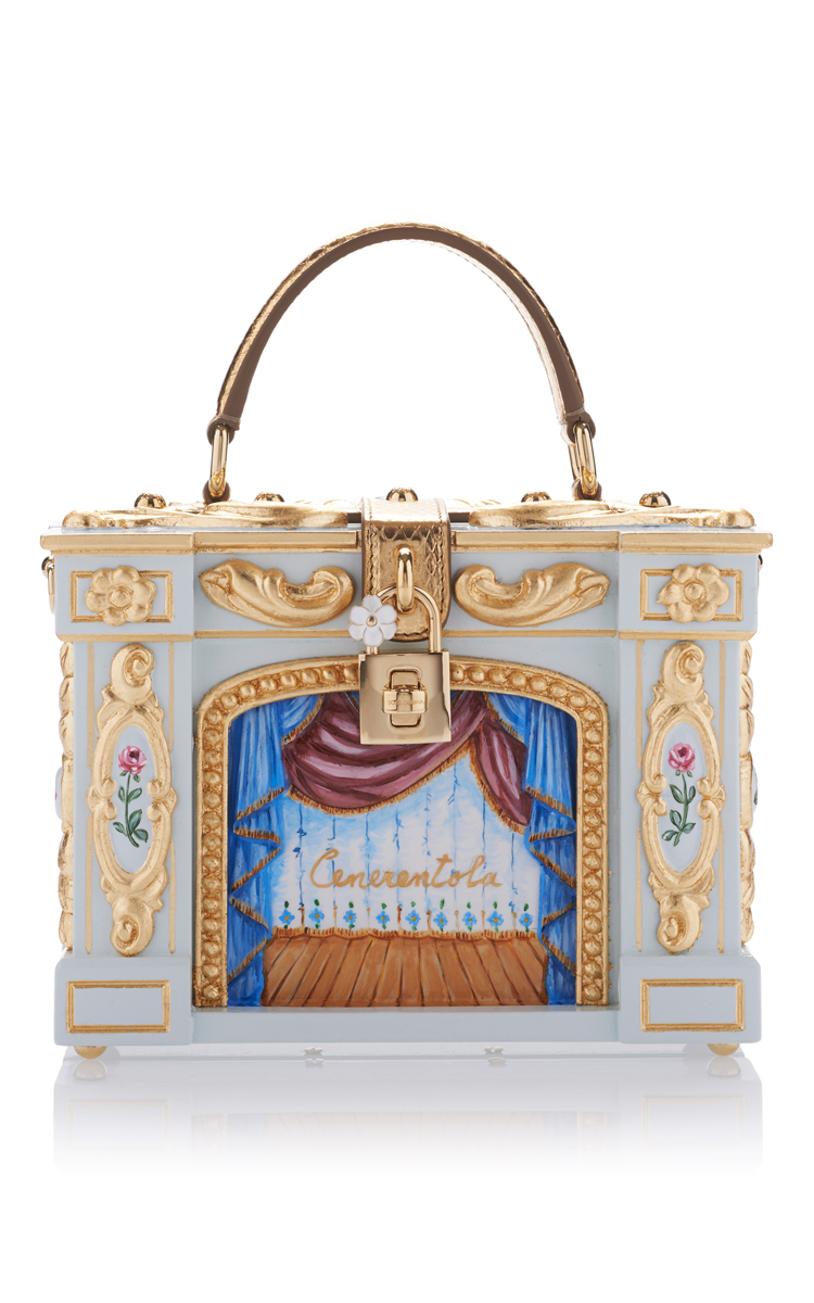 4ca046c961 Dolce   GabbanaCinderella Opera Box Bag. CLOSE. Loading