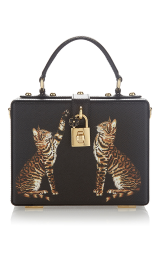 Medium dolce gabbana black box bag  2