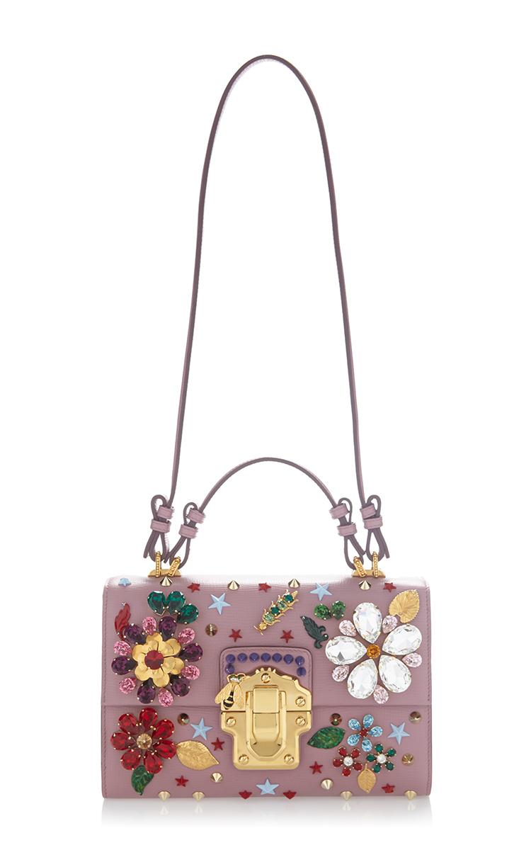 822b05af Dolce & GabbanaFlower motif bag. CLOSE. Loading. Loading