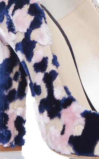 Velvet Pump by DELPOZO Now Available on Moda Operandi
